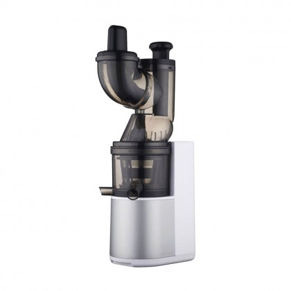 Estrattore di succo vivo big mouth slow juicer bianco